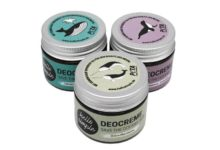 3x Deocreme Mix Duft Spare 10 %