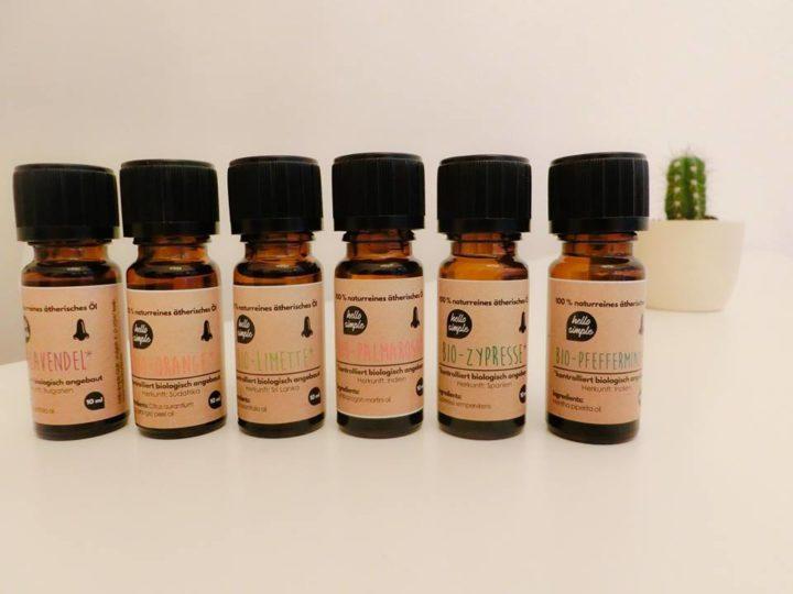 Ätherische Öle in DIY Kosmetik: Welches ist dein Favorit?