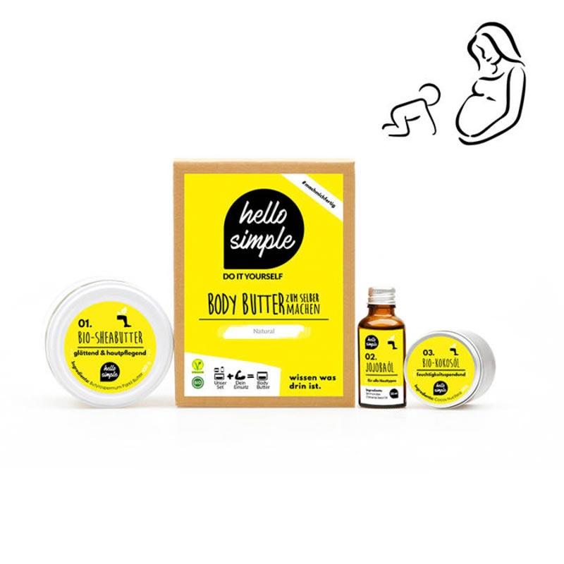 Butter Schwangerschaft