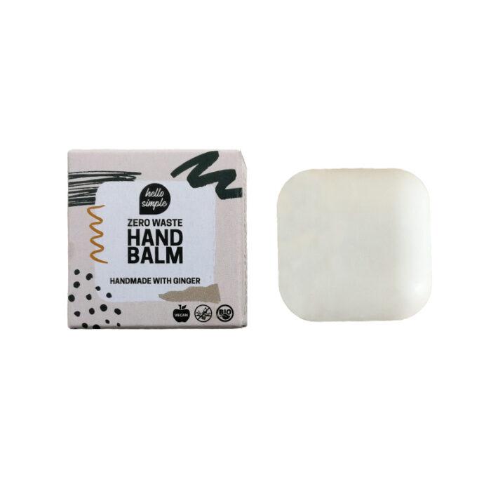 Feste Handcreme, Zero Waste Handbalm