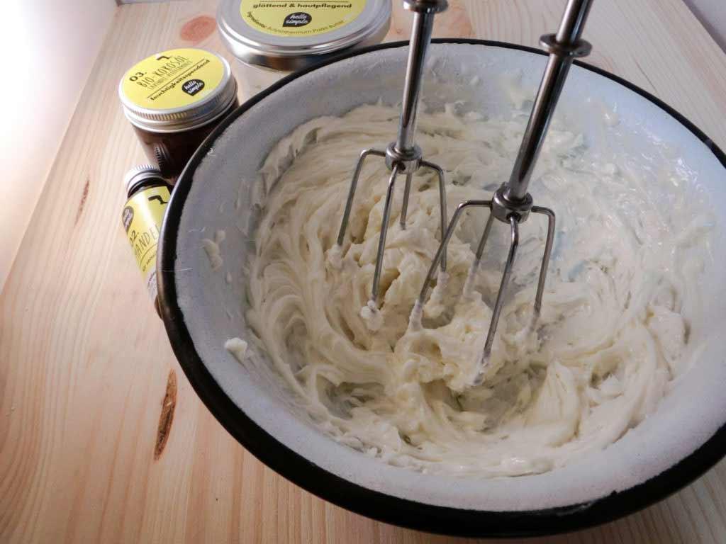 Body Butter selber machen. DIY-Sets aus veganen Bio-Zutaten. Rezept kostenlos.