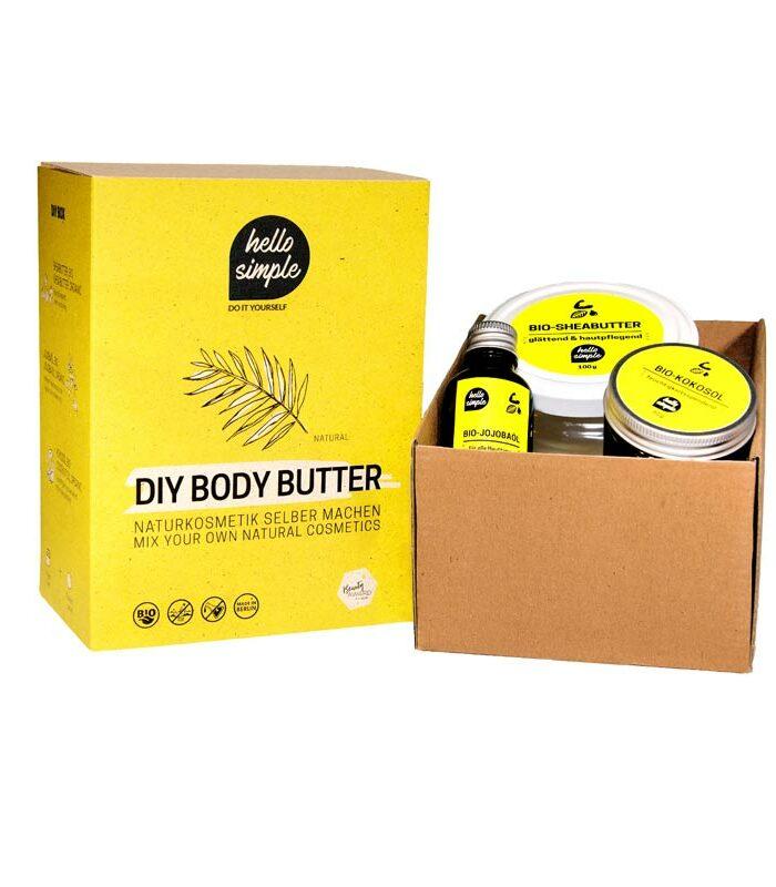 DIY Body Butter