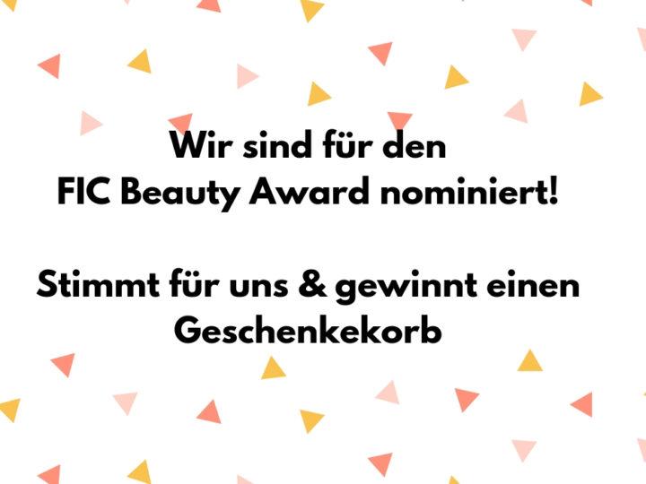 FIC Beauty Award: hello simple unter den TOP 5 Startups