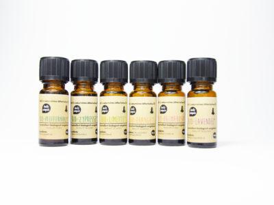 DIY Kosmetik mit ätherischen Ölen: Welches ist dein Favorit?