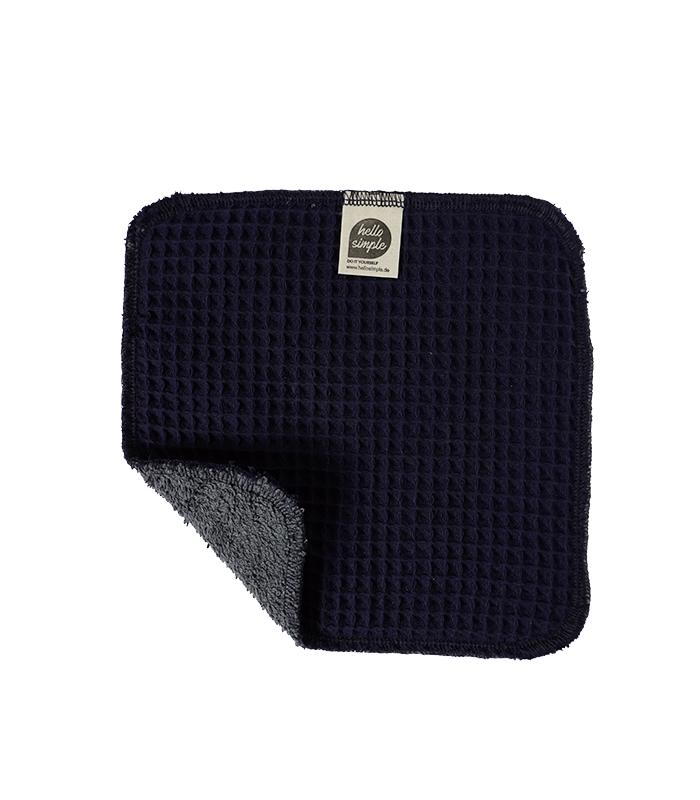 XXL Spültuch extra dick - aus Bio-Baumwolle: waschbar und wiederverwendbar