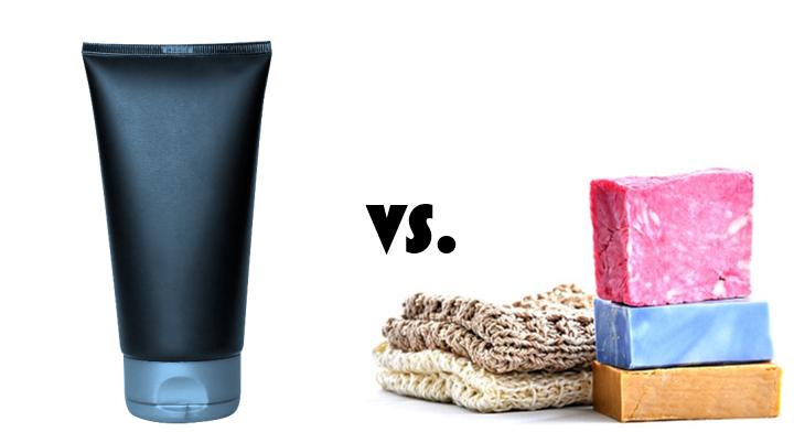 Plastikfrei im Bad: Duschgel vs. Seife