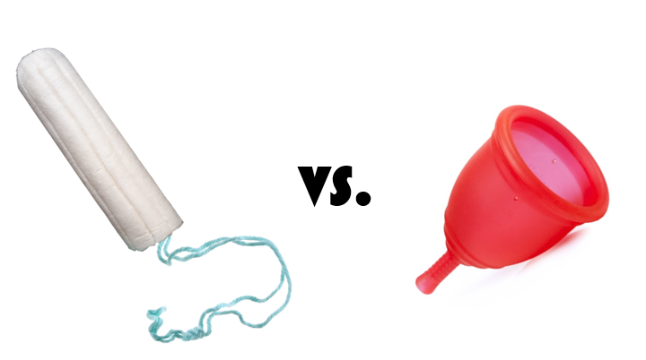 Plastikfrei im Bad: Tampons vs. Menstruationscup